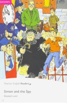 Купить Simon and the Spy, Pearson, Художественная литература для детей на англ.яз.