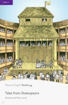 Купить Tales from Shakespeare, Pearson, Художественная литература для детей на англ.яз.