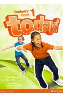 Купить Today! Level 1. Student's Book, Pearson, Изучение иностранного языка