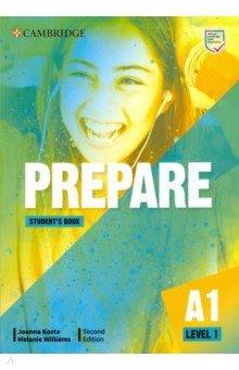 Купить Prepare. Level 1. Student's Book, Cambridge, Изучение иностранного языка