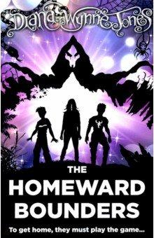 Купить The Homeward Bounders, Harper Collins UK, Художественная литература для детей на англ.яз.