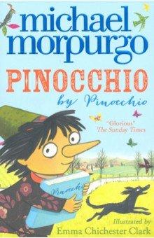 Купить Pinocchio, Harper Collins UK, Художественная литература для детей на англ.яз.