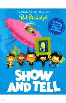 Купить Show and Tell, Harper Collins UK, Художественная литература для детей на англ.яз.