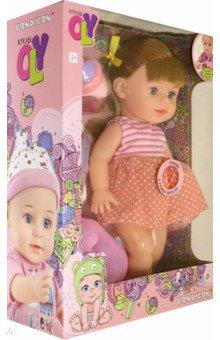 Кукла Oly, функциональная (пьёт, писает) (ВВ4261)