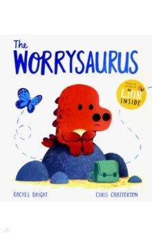 Купить The Worrysaurus, Hodder, Первые книги малыша на английском языке