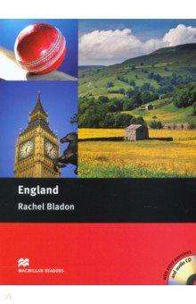 Купить England Pre-Int (+CD), Macmillan, Художественная литература для детей на англ.яз.