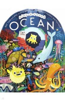 Купить Play-a-Round. Ocean, Igloo Books, Первые книги малыша на английском языке