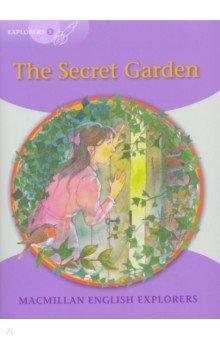 Купить Secret Garden Reader, Macmillan, Художественная литература для детей на англ.яз.