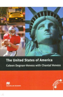 Купить The United States of America. Pre-Intermediate, Macmillan, Художественная литература для детей на англ.яз.