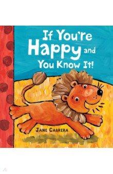 Купить If You're Happy and You Know It, Penguin Putnam Inc., Первые книги малыша на английском языке