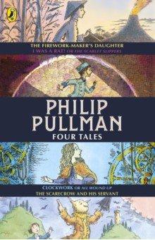 Купить Four Tales, Puffin, Художественная литература для детей на англ.яз.