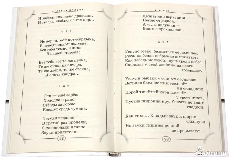 Иллюстрация 1 из 8 для Русская поэзия | Лабиринт - книги. Источник: Лабиринт