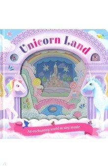 Купить Unicorn Land, Igloo Books, Первые книги малыша на английском языке