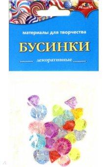 Купить Декоративные бусинки Алмазики (С3570-01), АппликА, Сопутствующие товары для детского творчества