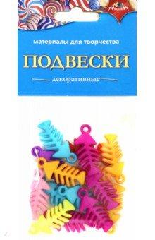 Купить Декоративные подвески Рыбья косточка (С3571-01), АппликА, Сопутствующие товары для детского творчества