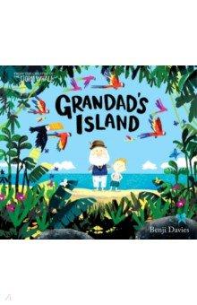 Купить Grandad's Island, Simon & Schuster UK, Первые книги малыша на английском языке