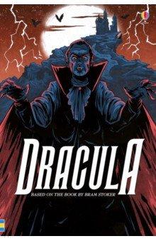 Купить Dracula, Usborne, Художественная литература для детей на англ.яз.