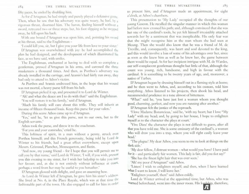 Иллюстрация 1 из 8 для The Three Musketeers - Alexandre Dumas | Лабиринт - книги. Источник: Лабиринт