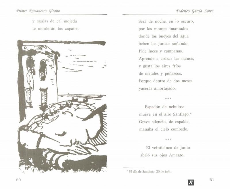 Иллюстрация 1 из 9 для Romancero Gitano - Federico Lorca | Лабиринт - книги. Источник: Лабиринт