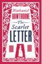 Обложка The Scarlet Letter