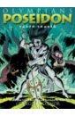Обложка Poseidon. Earth Shaker