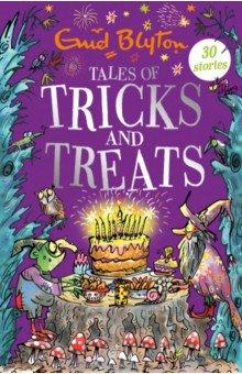 Купить Tales of Tricks and Treats, Hodder, Художественная литература для детей на англ.яз.