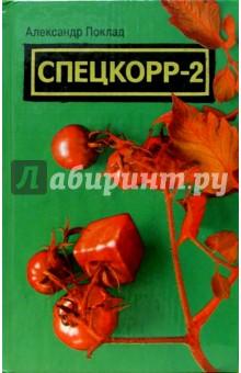 Спецкорр-2: Роман