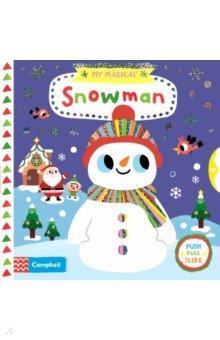 Купить My Magical Snowman, Mac Children Books, Первые книги малыша на английском языке