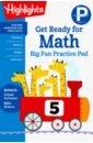 preschool skills Preschool Get Ready for Math. Big Fun Practice Pad. Ages 3-5