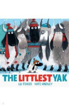 Купить The Littlest Yak, Simon & Schuster UK, Первые книги малыша на английском языке