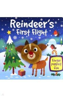 Купить Playful Reindeer, Igloo Books, Первые книги малыша на английском языке