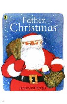 Купить Father Christmas, Puffin, Первые книги малыша на английском языке