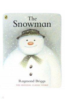 Купить The Snowman, Puffin, Первые книги малыша на английском языке