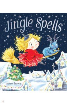 Купить Jingle Spells, Simon & Schuster UK, Первые книги малыша на английском языке