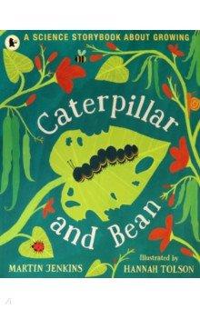 Купить Caterpillar and Bean, Walker Books, Первые книги малыша на английском языке