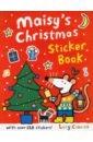 Фото - Cousins Lusy Maisy's Christmas Sticker Book the usborn christmas story sticker book
