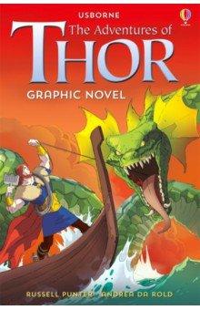 Купить The Adventures of Thor, Usborne, Художественная литература для детей на англ.яз.