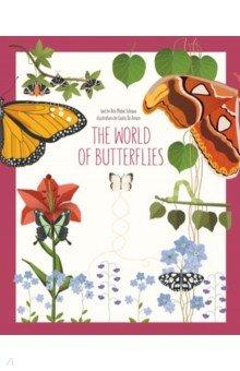 Купить World Of Butterflies, White Star Publishers, Художественная литература для детей на англ.яз.