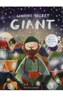 Купить Grandad's Secret Giant, Frances Lincoln Children's Books, Первые книги малыша на английском языке