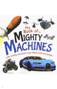 Купить My Book of Mighty Machines, Igloo Books, Первые книги малыша на английском языке