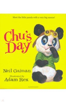 Купить Chu's Day, Bloomsbury, Первые книги малыша на английском языке
