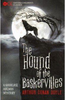 Купить The Hound of the Baskervilles, Oxford, Художественная литература для детей на англ.яз.