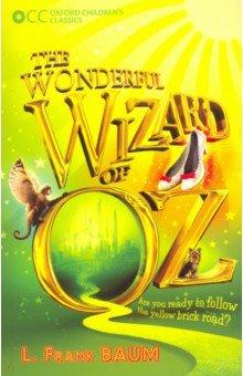 Купить Wonderful Wizard of Oz, Oxford, Художественная литература для детей на англ.яз.