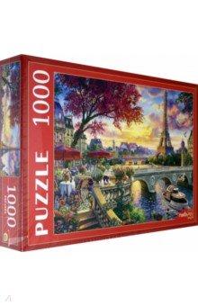 Купить Puzzle-1000 Париж (Ф1000-7957), Рыжий Кот, Пазлы (1000 элементов)