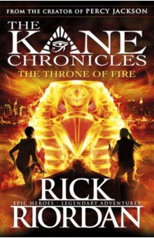 Купить The Throne of Fire, Penguin, Художественная литература для детей на англ.яз.