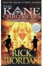 The Throne of Fire, Riordan Rick