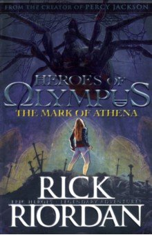 Купить The Mark of Athena, Puffin, Художественная литература для детей на англ.яз.