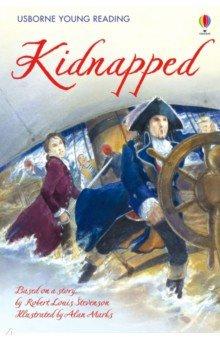 Купить Kidnepped, Usborne, Художественная литература для детей на англ.яз.