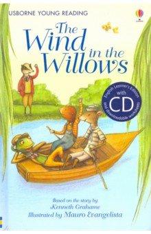 Купить The Wind in the Willows (+CD), Usborne, Художественная литература для детей на англ.яз.