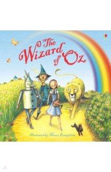 Купить Wizard of Oz, Usborne, Первые книги малыша на английском языке